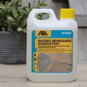 S-Saures Reinigungskonzentrat